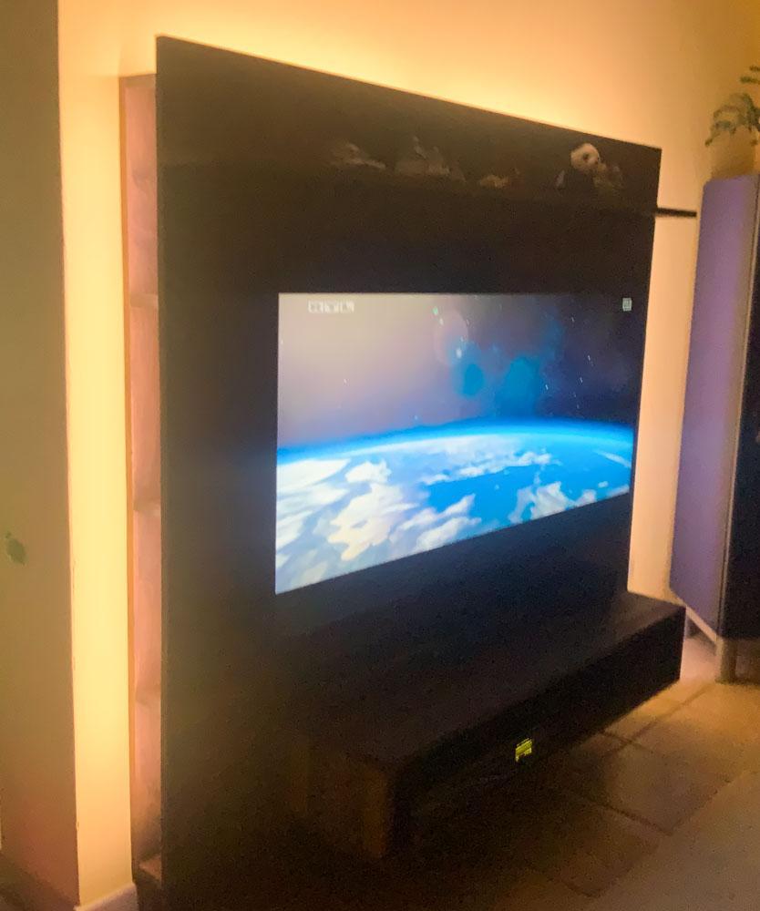 TV-Wand